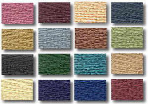 "The largest selection of 3"" Cotton Sisal tapes"